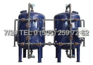 Hakkari Endüstriyel Su Arıtma Cihazı