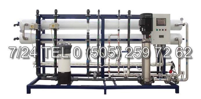 Düzce Endüstriyel Su Arıtma Cihazı