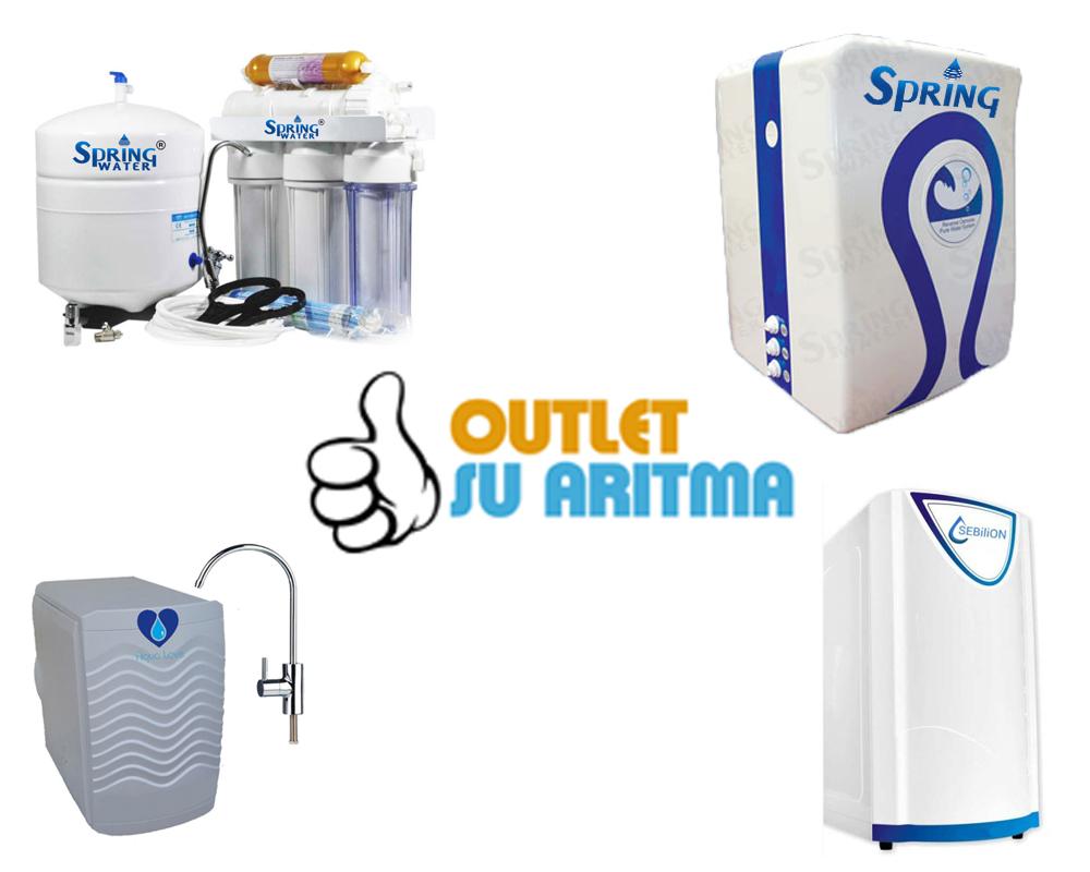 Outlet Su Arıtma Cihazı Fiyat