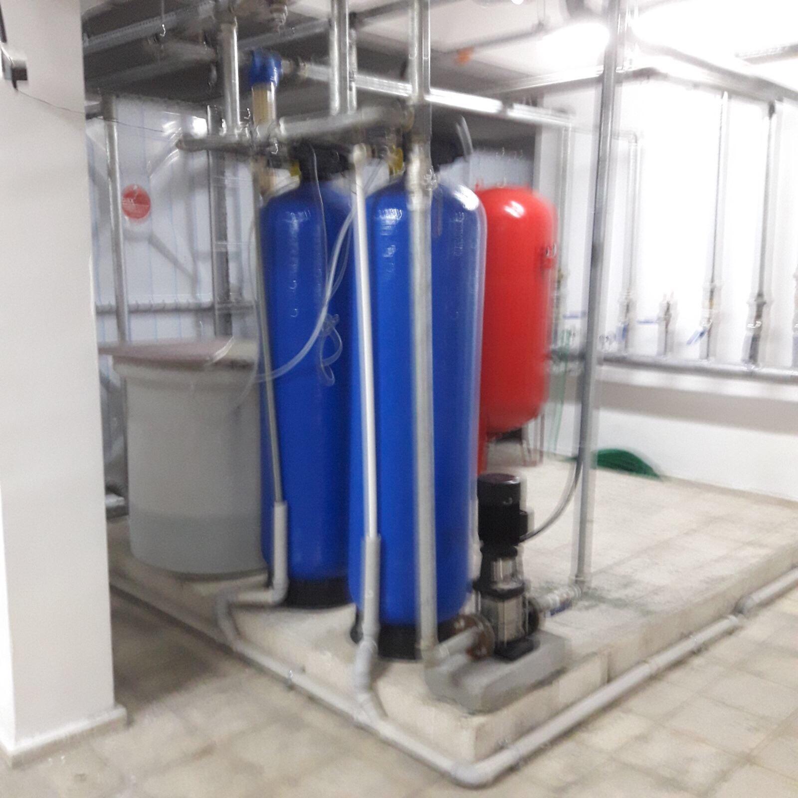 endüstriyel su aritma cihazları