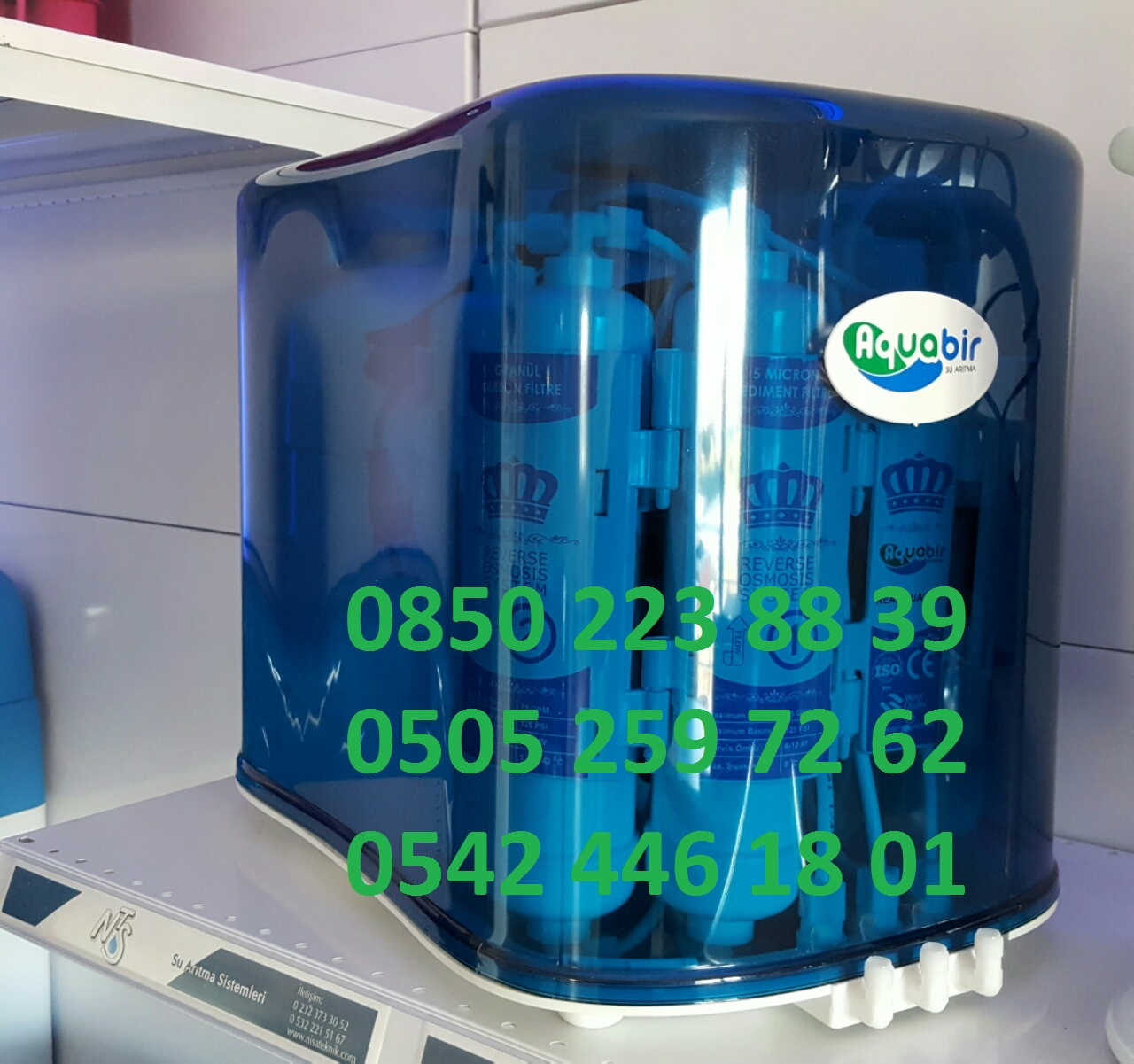 AquaBir Su Arıtma Servisi,AquaBir Su Arıtma Cihazı