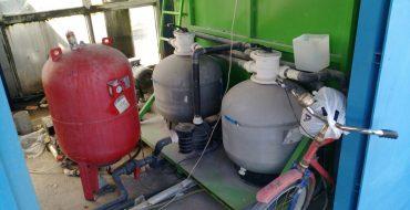 Muğla Endüstriyel Su Arıtma Cihazı