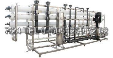 Ordu Endüstriyel Su Arıtma Cihazı