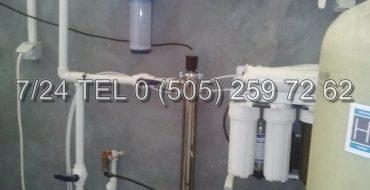 Van Endüstriyel Su Arıtma Cihazı
