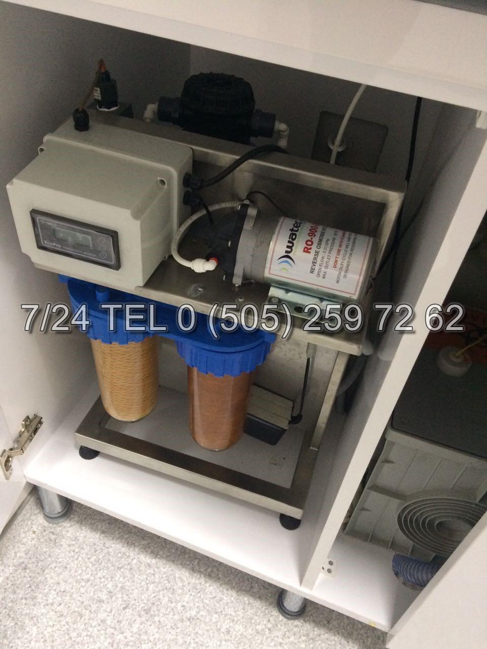 Trabzon Endüstriyel Su Arıtma Cihazı