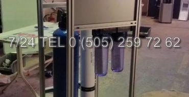 Tunceli Endüstriyel Su Arıtma Cihazı