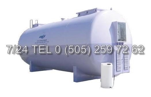 Ardahan Endüstriyel Su Arıtma Cihazı