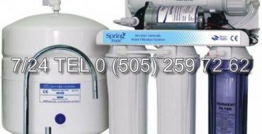 Reverse Osmosis Su Arıtma Cihazı